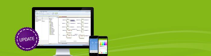Loxone Smart home Config App Update