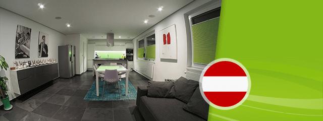 renovierungsbed rftige wohnung in wien wird zum smart home. Black Bedroom Furniture Sets. Home Design Ideas