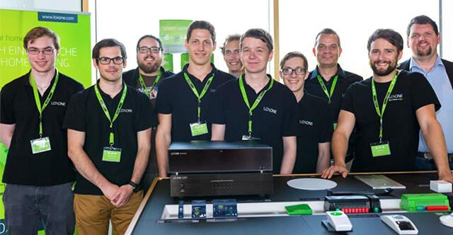 Loxone-Software-Team