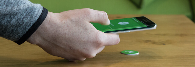 Loxone-NFC-Smart-Tags-einlernen