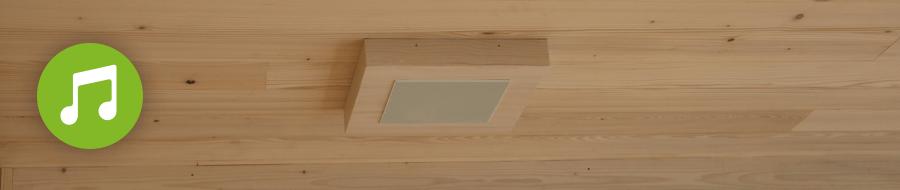 Loxone Referenzprojekt Passivhaus Eisenstrasse Multiroom Audio