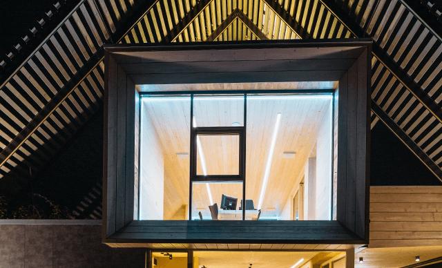 Loxone Referenzprojekt Passivhaus Eisenstrasse