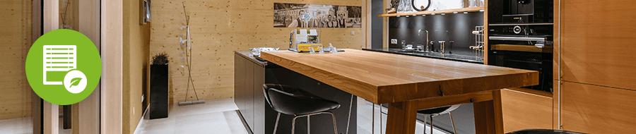 Loxone Referenzprojekt Passivhaus Eisenstrasse Heizkosten senken