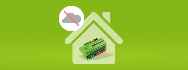 Loxone Smart Home ohne Cloud