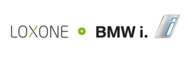 Loxone und BMW bringen Sonnentankstelle