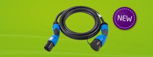 Neu im Webshop: Elektroauto Ladekabel Typ 2