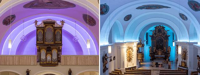 Smarte Kirche Kollerschlag