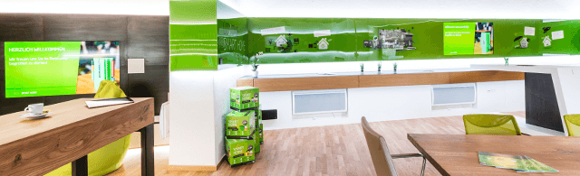 Loxone Showroom Italy - Energiemanagement
