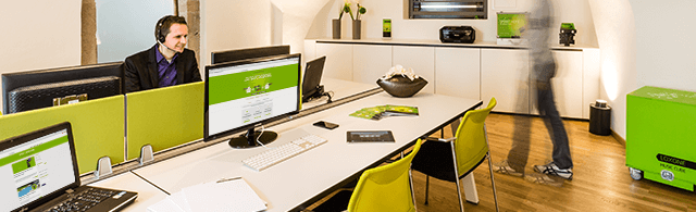 Loxone Showroom Italy - Office