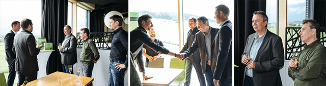 Loxone Platinum Partner Schratt und CO GmbH Collage