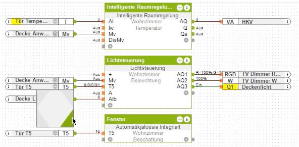 Loxone Config 8 Simulation