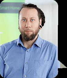 Smart Home Fachberater Passau Johannes Bartnitzke