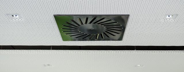 Lueftungssteuerung Loxone Smart Home Lueftungsauslass