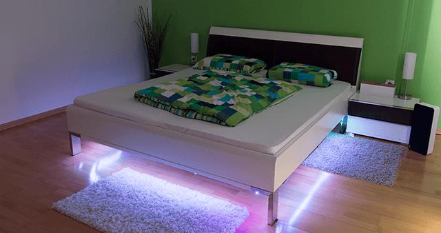 smarte Beleuchtung
