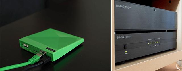 Multiroom Audio Miniserver Go
