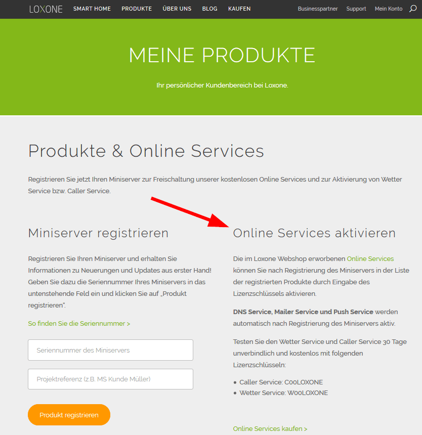 cloud_service_registrieren