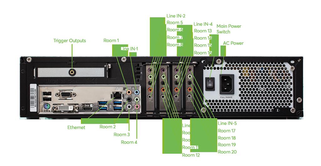 Loxone Music Server - Loxone Dokumentation