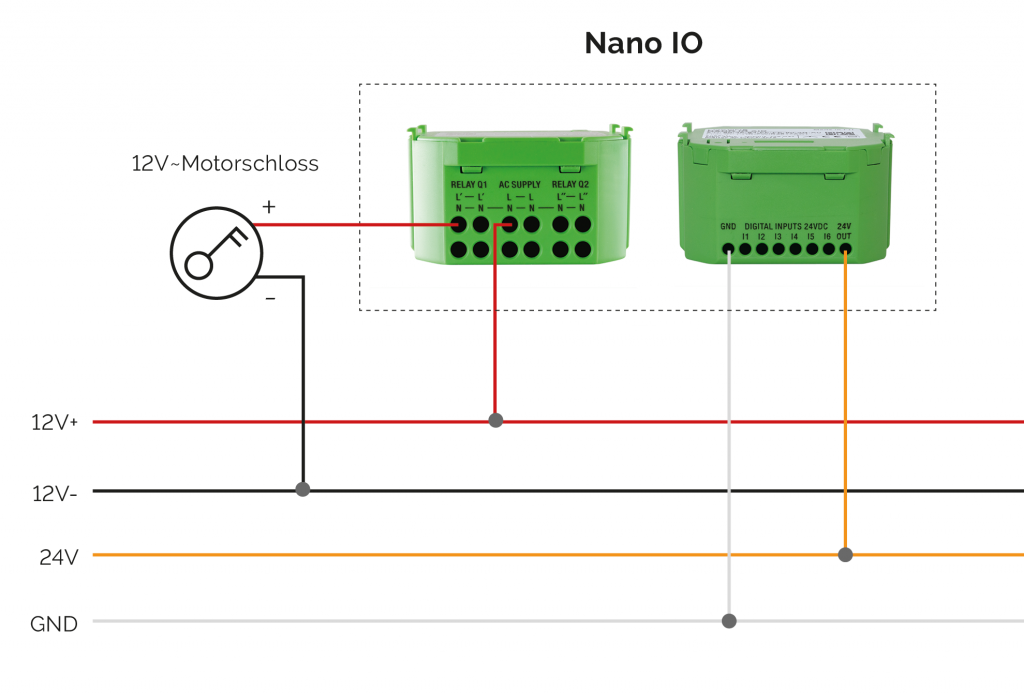 Documentation - Loxone Nano IO Air