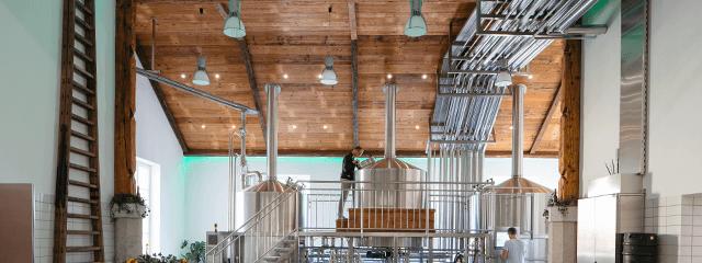 Brauerei Hofstetten Loxone Beleuchtungssteuerung