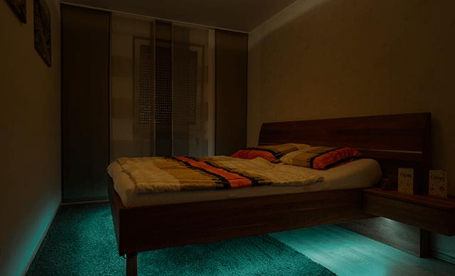 Loxone Referenzprojekt Gutau Mondlicht