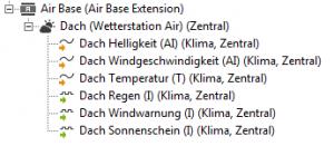 wetterstaion air inputs