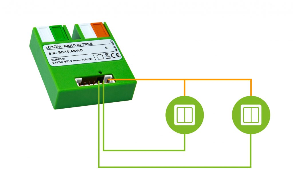 Nano-DI-Tree-wiring