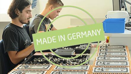 Qualität aus Deutschland - Die Video Türsprechanlage made in Germany