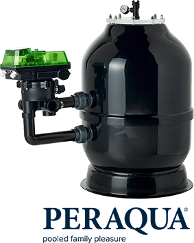 AquaStar Air - 6 Wege Rückspülventil für die Wasserpflege