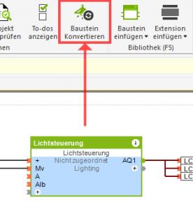 Lichtsteuerung Loxone Dokumentation