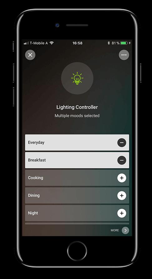 alles neu n loxone smart home app config version 9. Black Bedroom Furniture Sets. Home Design Ideas