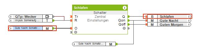 """Betriebsmodus """"Schlafen"""""""