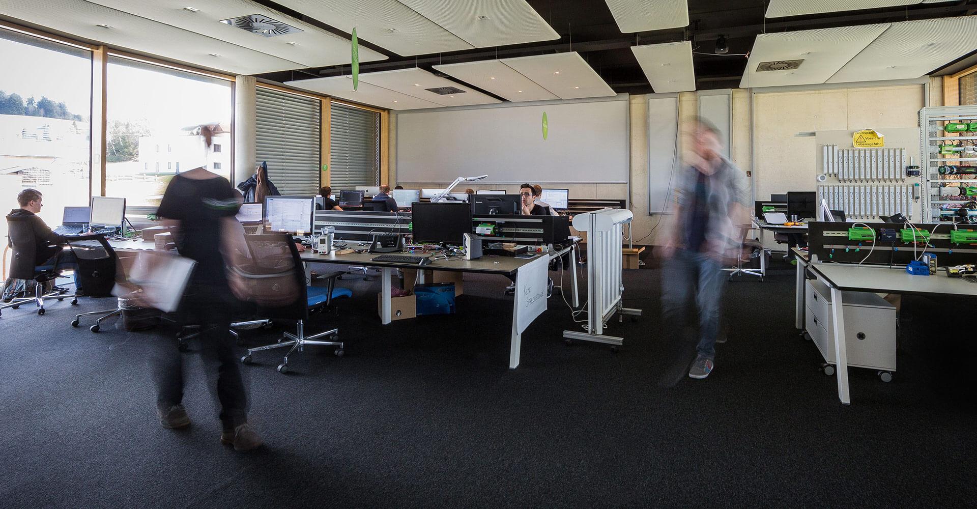 Software Abteilung