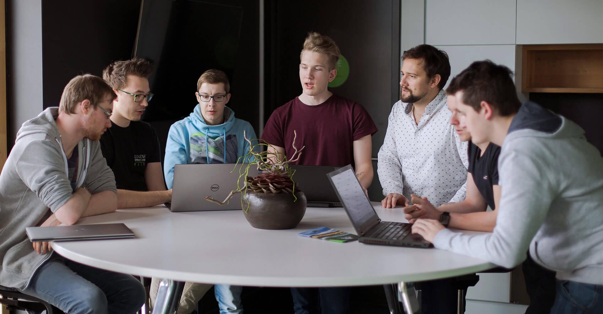 Meeting Software Entwicklung