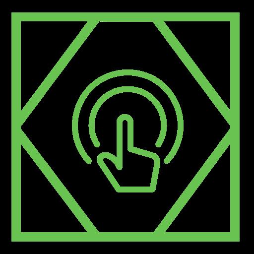 Icon Touch - Einfache Musiksteuerung via Taster - via Doppelklick oder Dreifachklick gesamten Sound deaktivieren