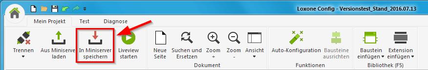 miniserver_speichern