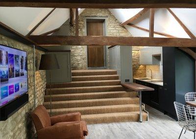 Whistlers Barn - Annexe