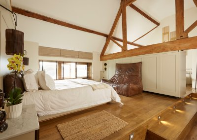 Whistlers Barn - Bedroom