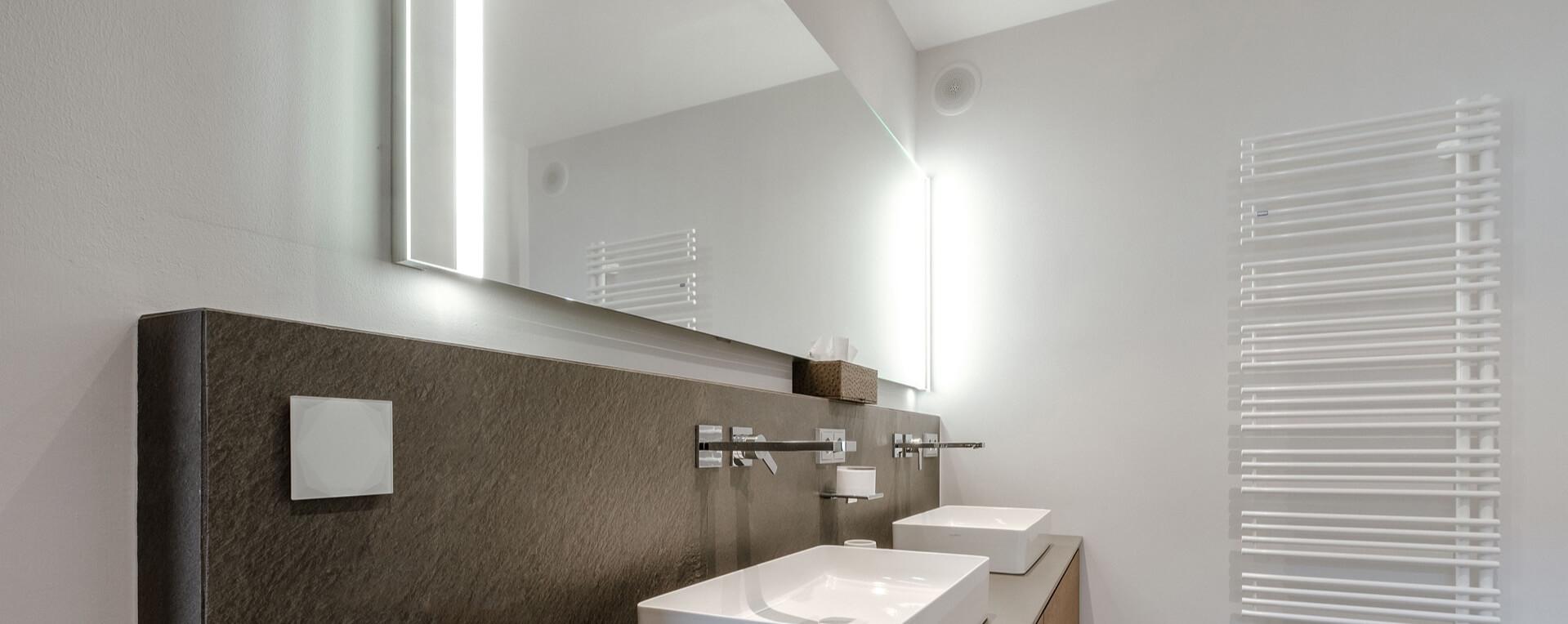Perfekte Beleuchtung im Badezimmer - so funkioniert\'s!