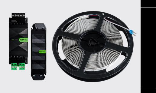 Loxone LED Leuchtmittel - LED Streifen & Dimmer