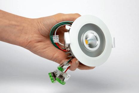 Loxone LED Leuchtmittel - Spots
