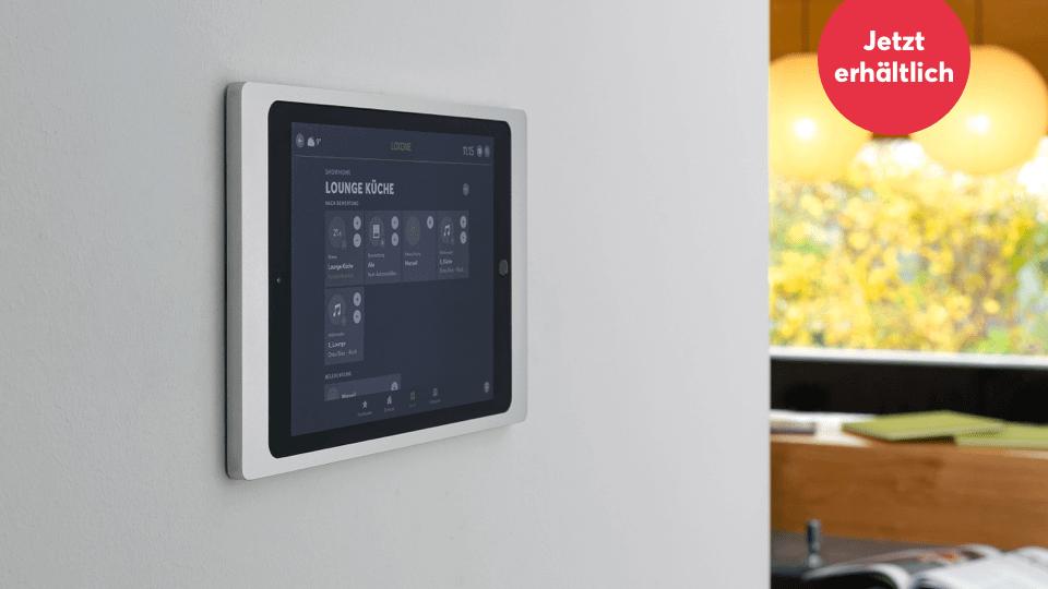 iPad Wallmount: Die eleganteste Bedienzentrale aller Zeiten!