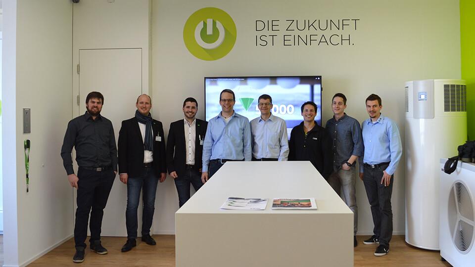 CKW Team - Loxone Partner Schweiz
