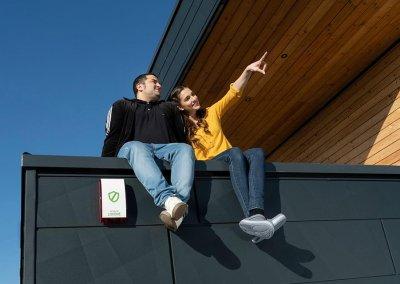Sallys Smart Home - Sally und Murat | © Sallys Welt