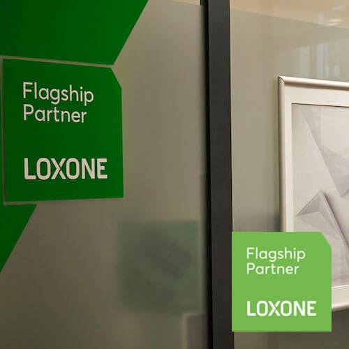 Der Loxone Touch Pure im Einsatz