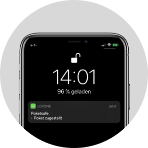 PH Paketsafe notification