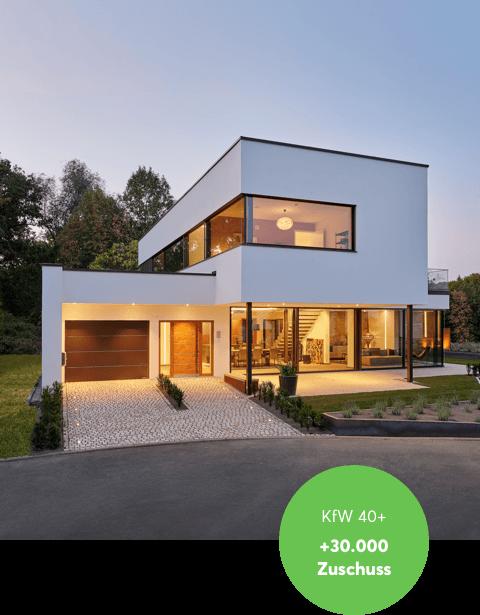 KfW Smart Home Förderung für KfW 40 Plus Haus