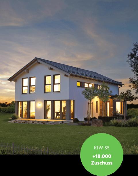 KfW Smart Home Förderung für KfW 55 Haus