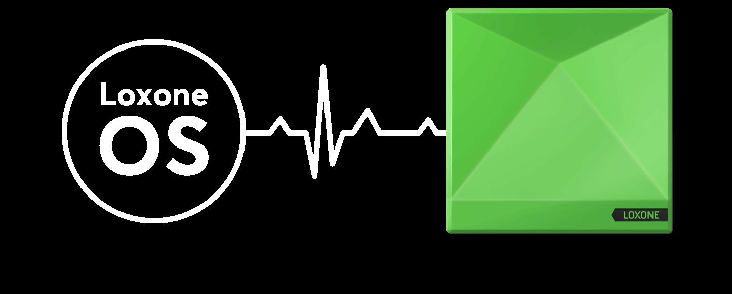 Loxone OS - Die Loxone Software für den Miniservrer