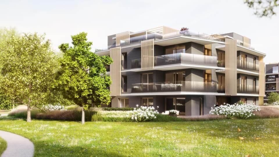KfW Smart home Förderung für Wohnbau