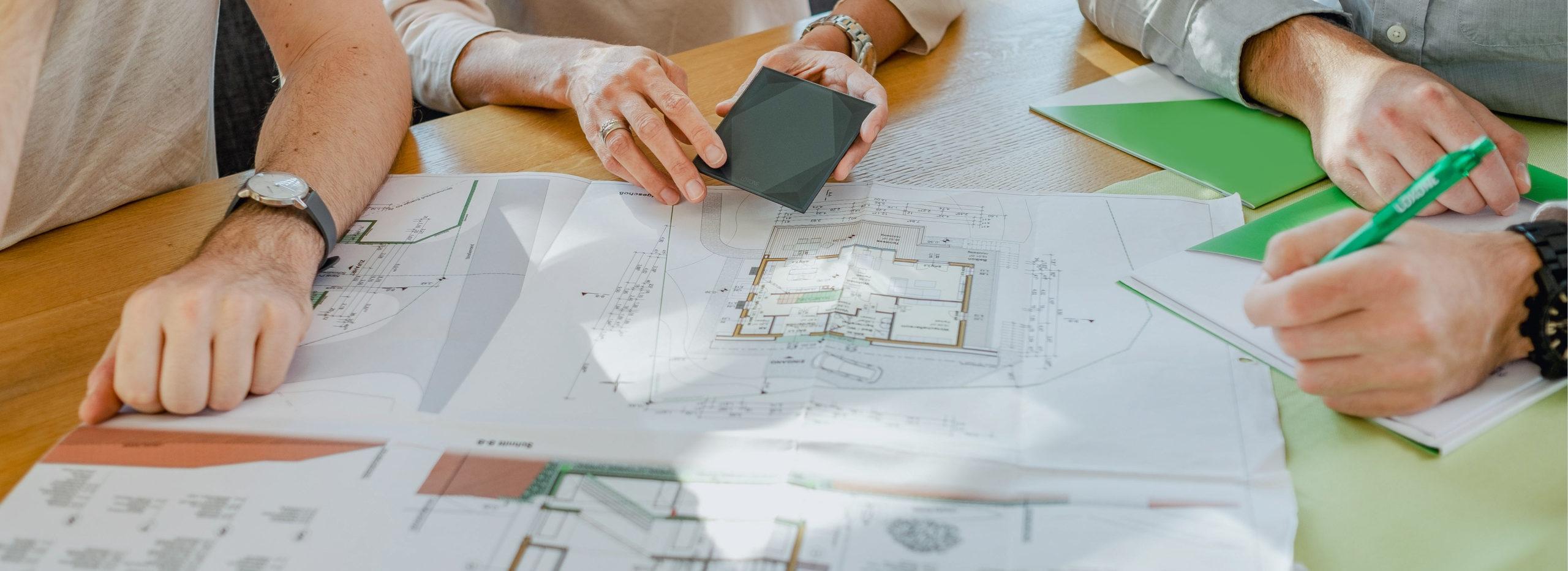 Planung einer Gebäudeautomation mit einem Loxone Partner